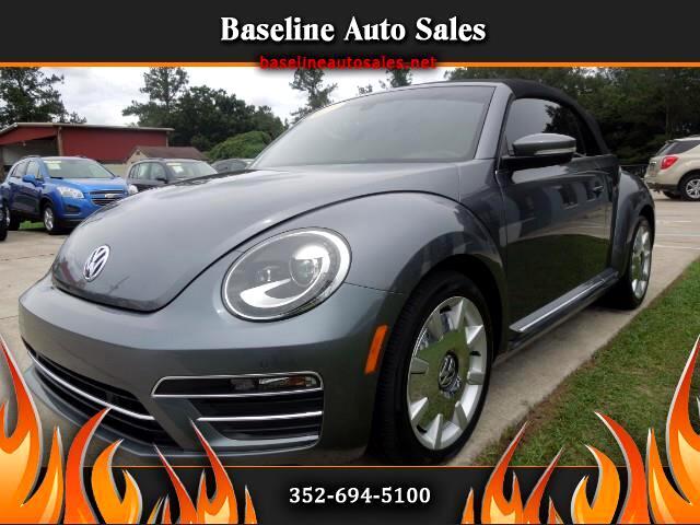 2017 Volkswagen Beetle 1.8T SEL Convertible