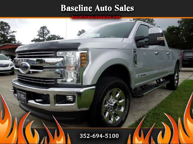 2018 Ford F-250 SD Lariat Crew Cab Short Bed 4WD