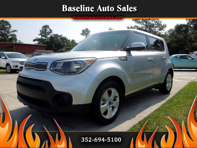 2018 Kia Soul Convenience Package