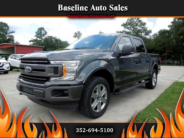 2018 Ford F-150 FX4 SuperCrew 5.5-ft. Bed 4WD