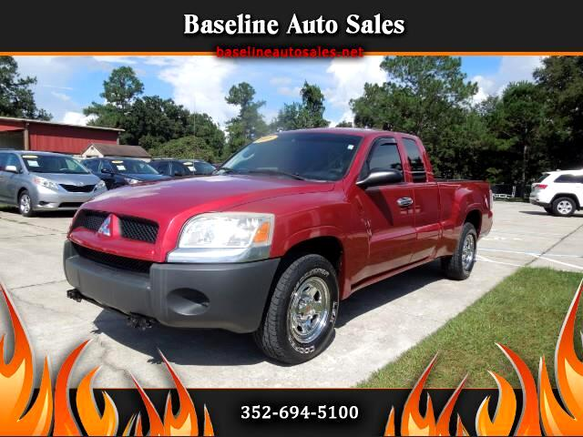 2008 Mitsubishi Raider LS Extended Cab 2WD
