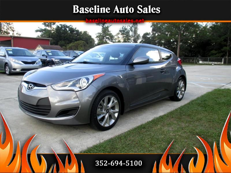 2016 Hyundai Veloster Value Edition Dual Clutch