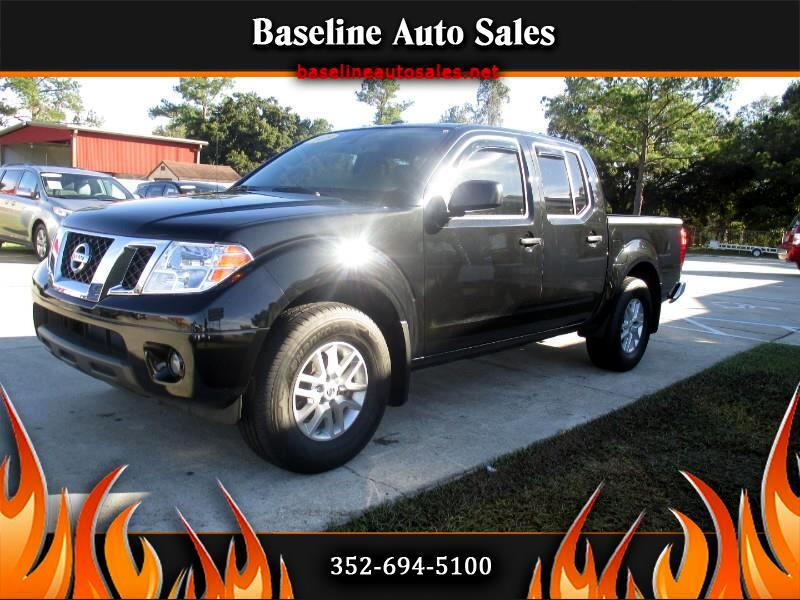 2018 Nissan Frontier SV Crew Cab 5AT 2WD Value ED