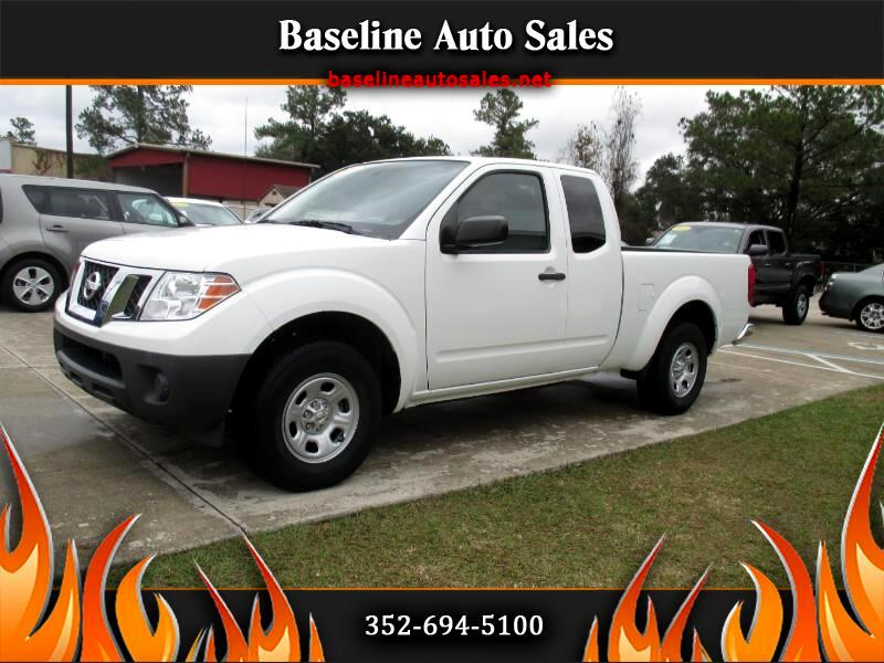 2013 Nissan Frontier King Cab 2WD