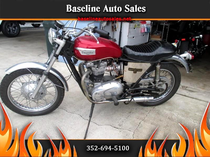 1972 Triumph Bonneville V
