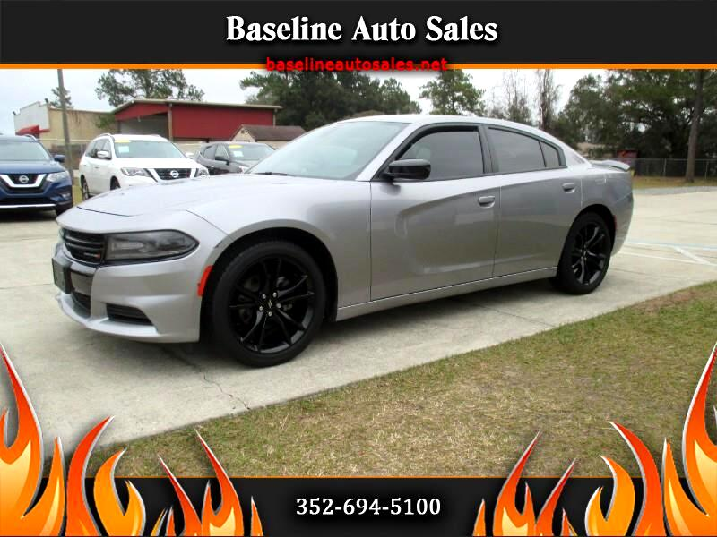 2018 Dodge Charger SXT Blacktop Edition