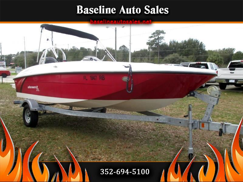 2016 Bayliner Element XL XL w/Ski Package