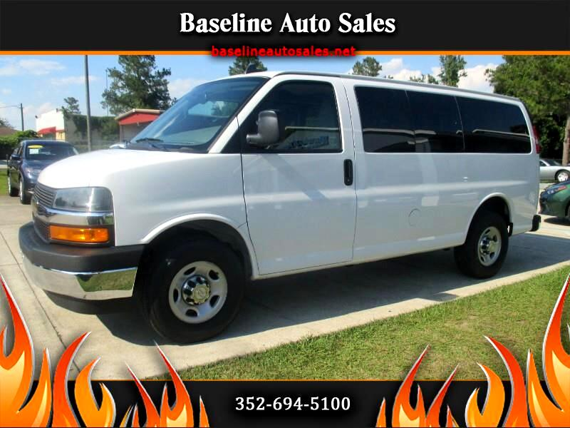2018 Chevrolet Express LT 3500