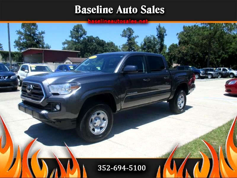 2019 Toyota Tacoma SR5 Double Cab Short Bed AT 2WD