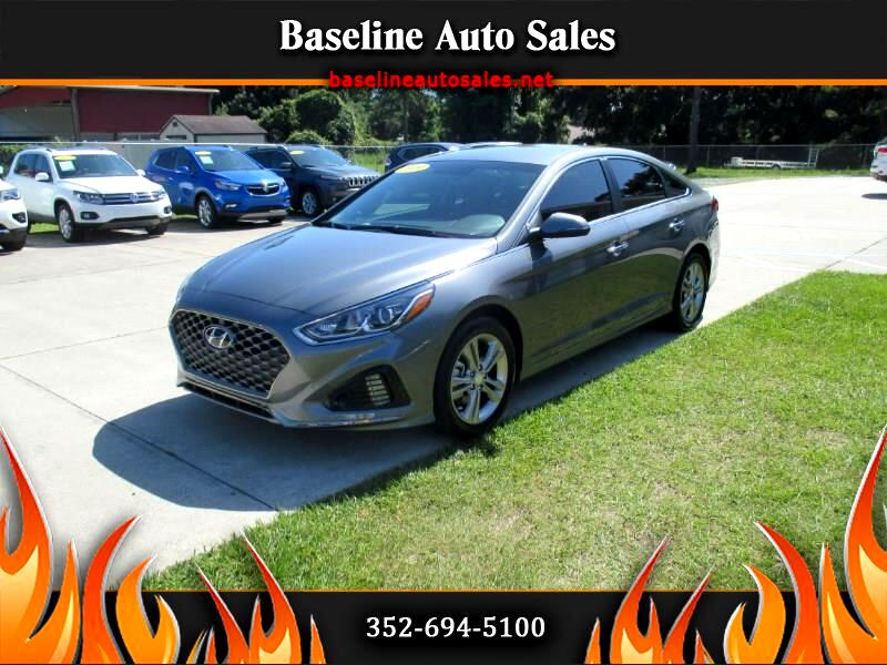 2019 Hyundai Sonata SEL 2.4L *Ltd Avail*