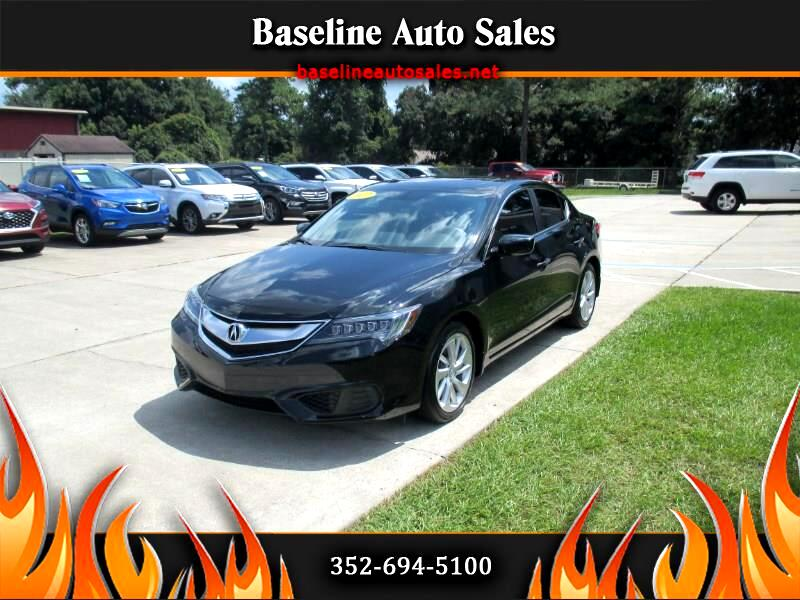2017 Acura ILX 8-Spd AT w/ Premium Package