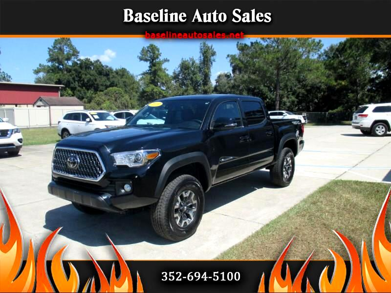 2019 Toyota Tacoma TRD Off Road Double Cab Short Bed 6AT 2WD