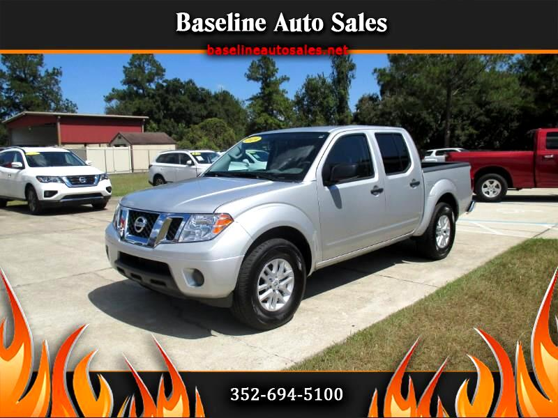 2019 Nissan Frontier 2WD SV Crew Cab 2WD