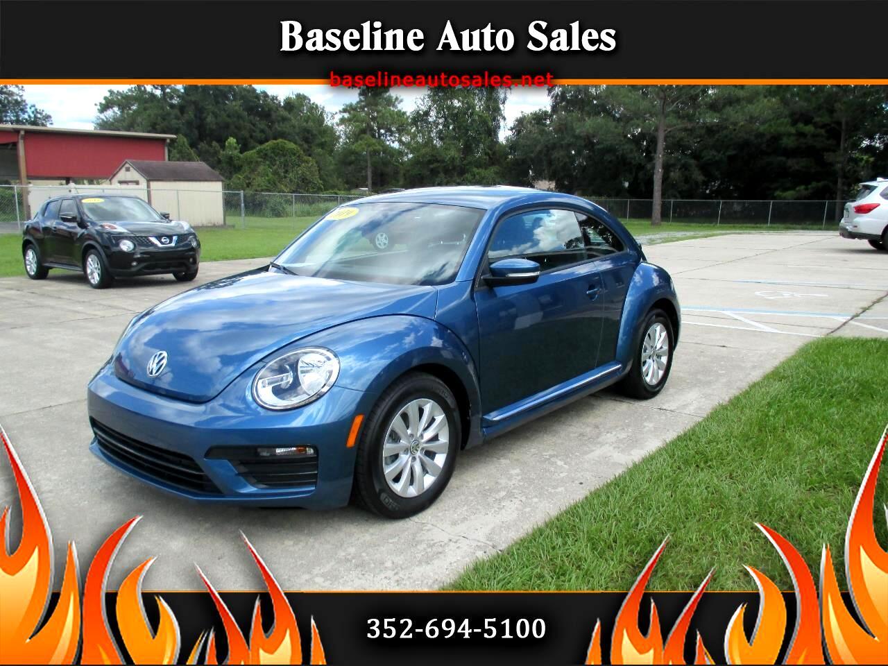 Volkswagen Beetle 2.0T Turbo 2019
