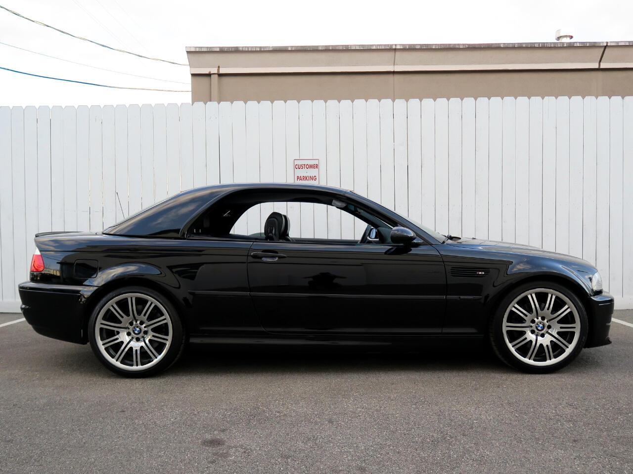 BMW 3 Series M3 2dr Convertible 2004