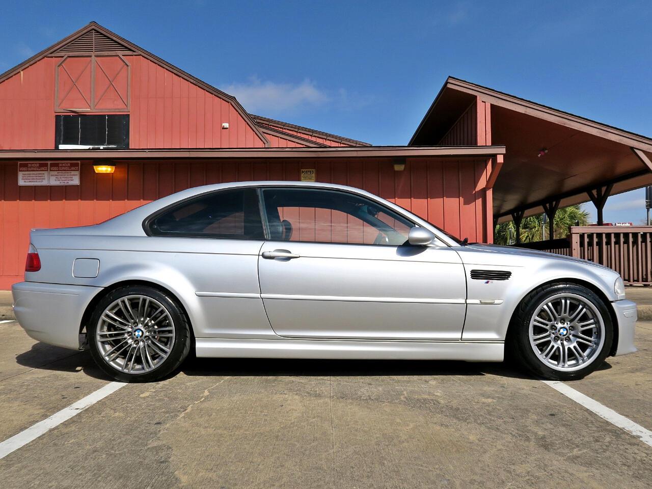 BMW 3 Series M3 2dr Cpe 2002