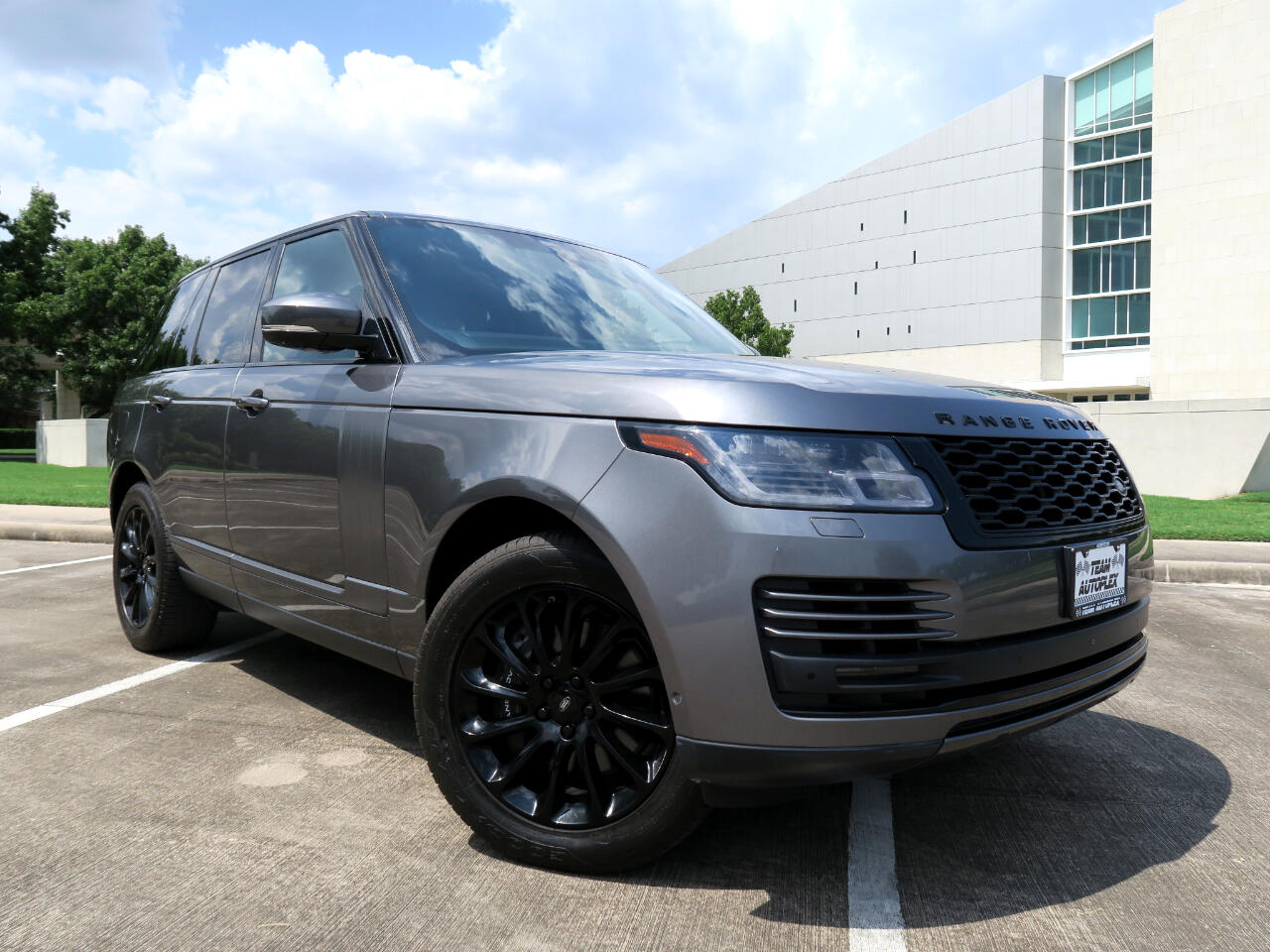 2018 Land Rover Range Rover V6 Supercharged HSE SWB