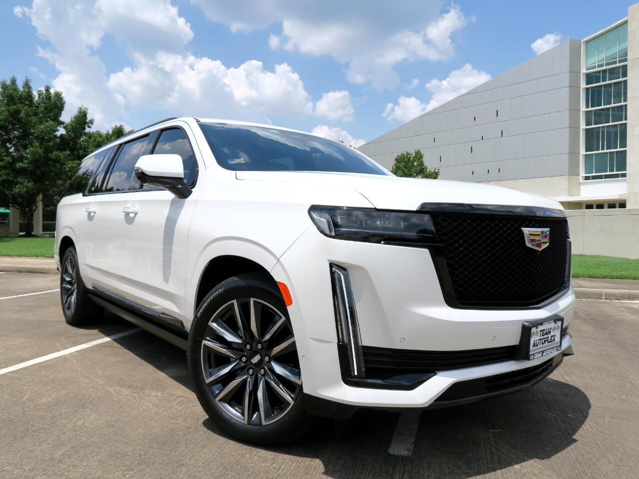 2021 Cadillac Escalade ESV 4WD 4dr Sport