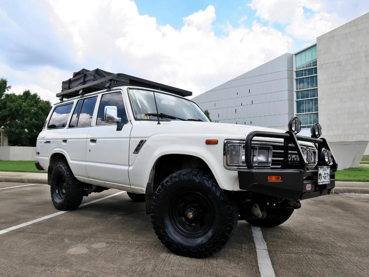 1989 Toyota Land Cruiser 4dr Wagon