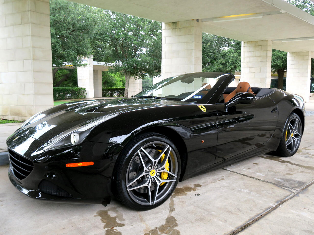 2015 Ferrari California 2dr Conv
