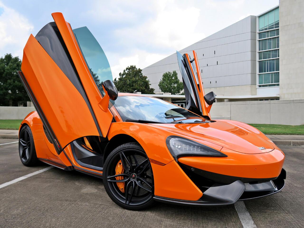 2016 McLaren 570s 2dr Cpe