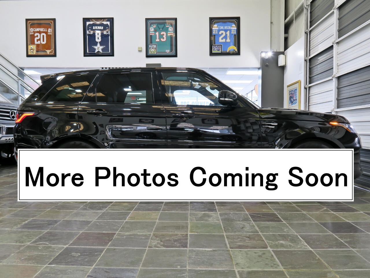 2021 Land Rover Range Rover Sport Turbo i6 MHEV SE