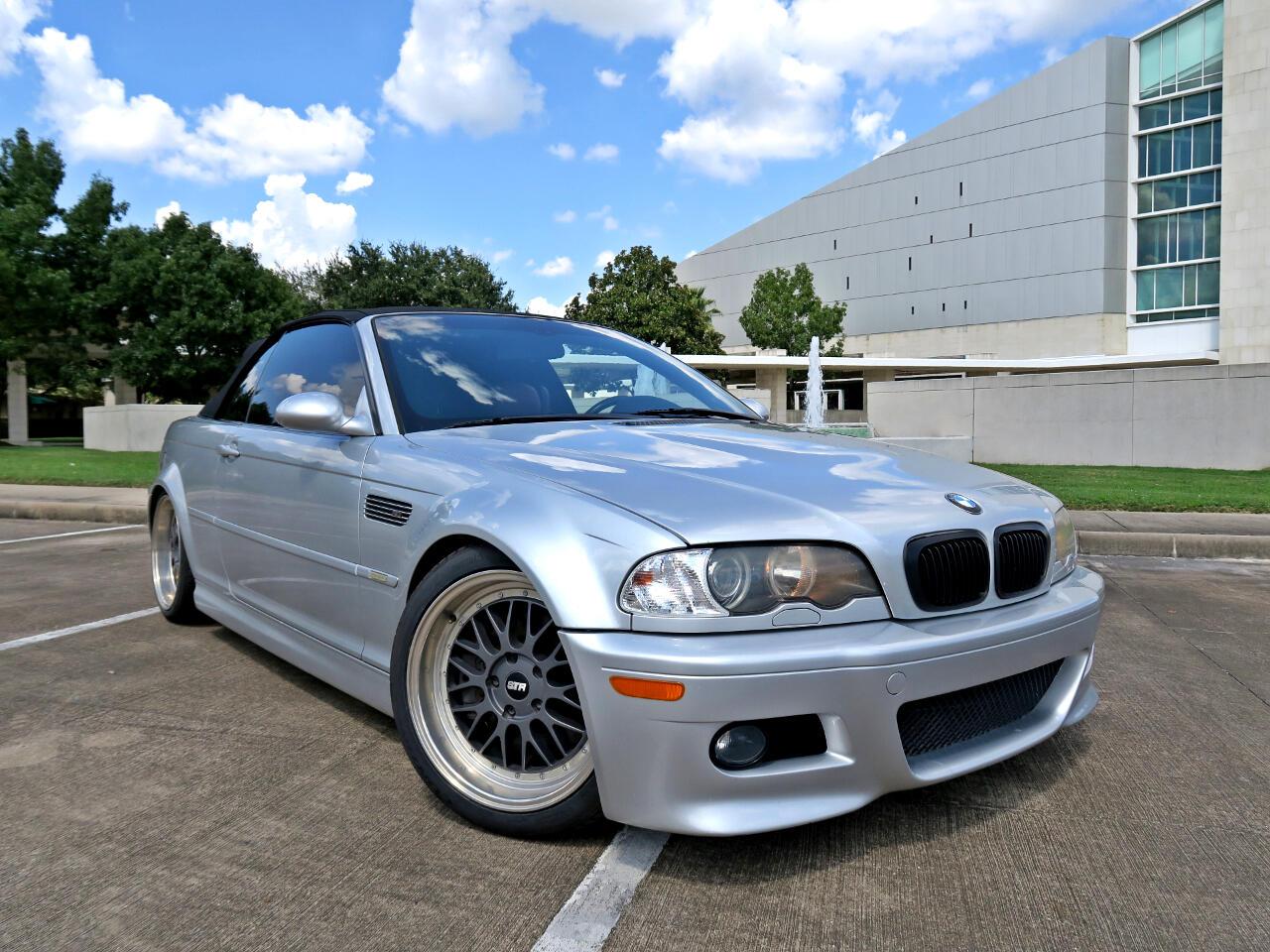 2006 BMW 3 Series M3 2dr Convertible