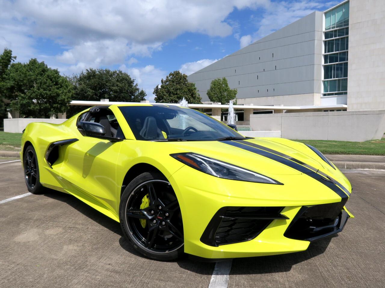 2021 Chevrolet Corvette 2dr Stingray Cpe w/2LT