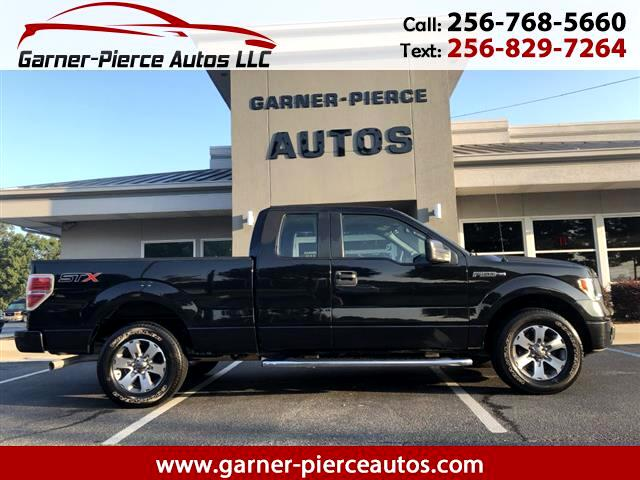 2014 Ford F-150 SUPER CAB XLT