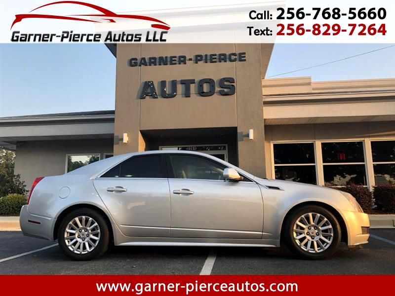 2013 Cadillac CTS LUXURY COLLECTI