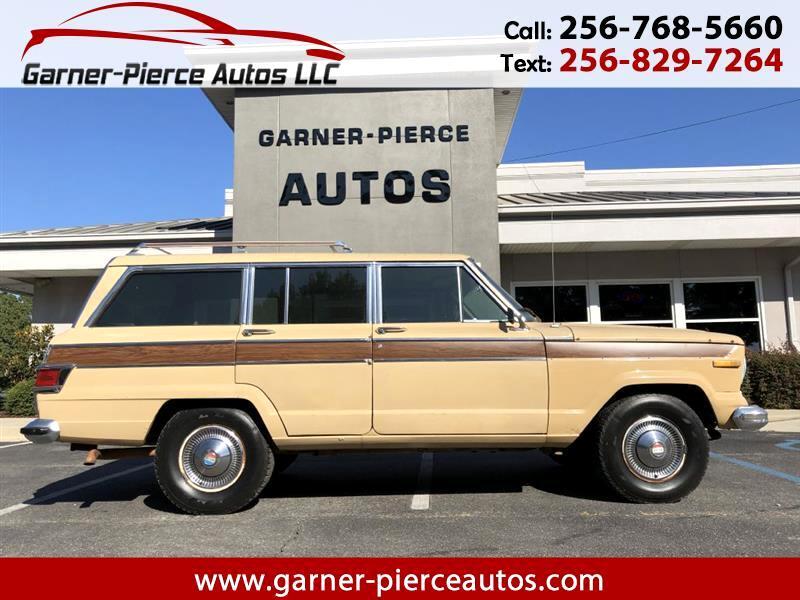 1976 Jeep Grand Wagoneer wagon