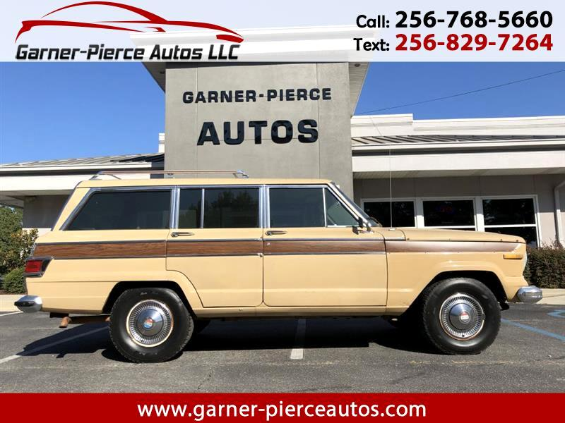 1976 Jeep Grand Wagoneer wagon