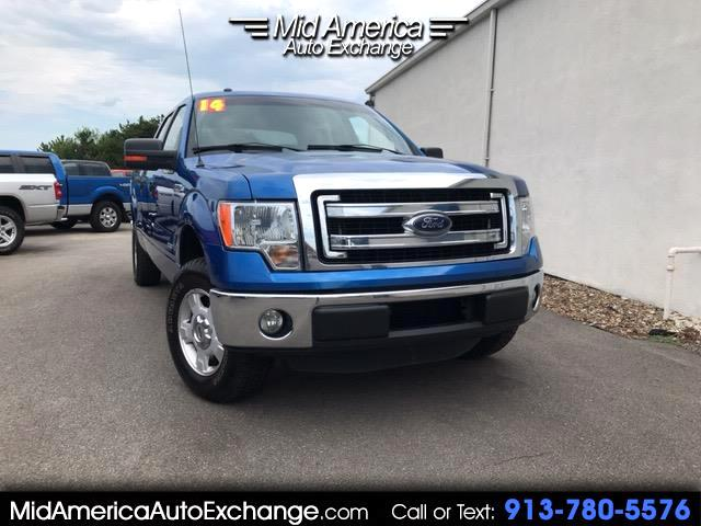 2014 Ford F-150 XLT SuperCrew 6.5-ft Box 2WD