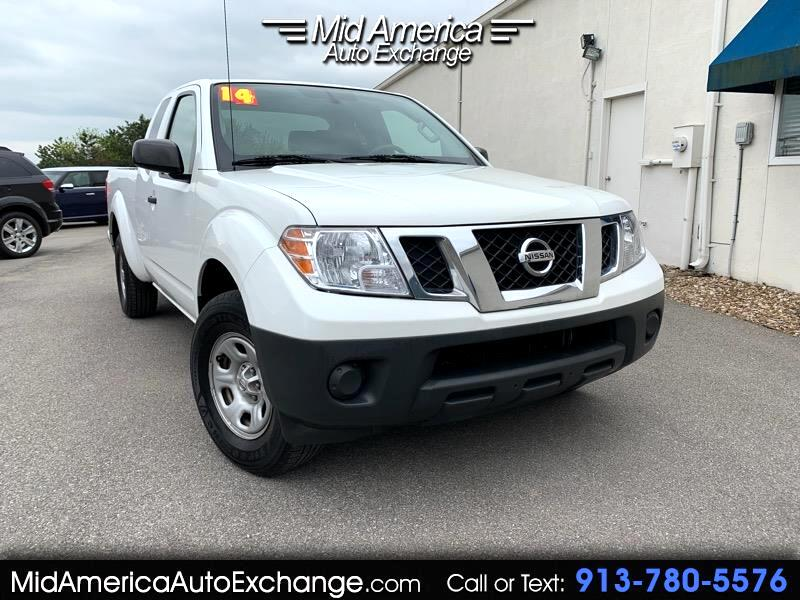 Nissan Frontier S King Cab 5AT 2WD 2014
