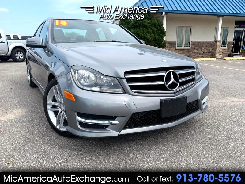 Mercedes-Benz C-Class C300 4MATIC Sport Sedan 2014