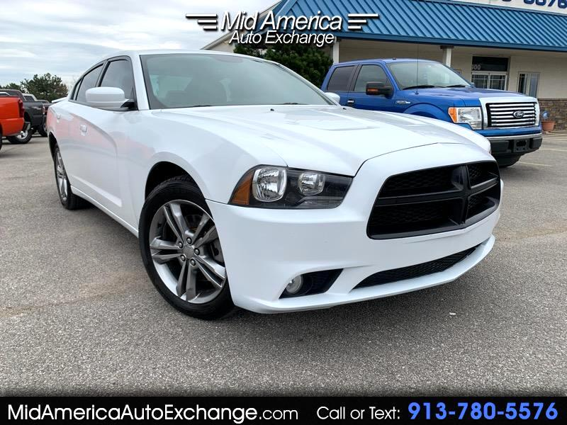 Dodge Charger SXT AWD 2014