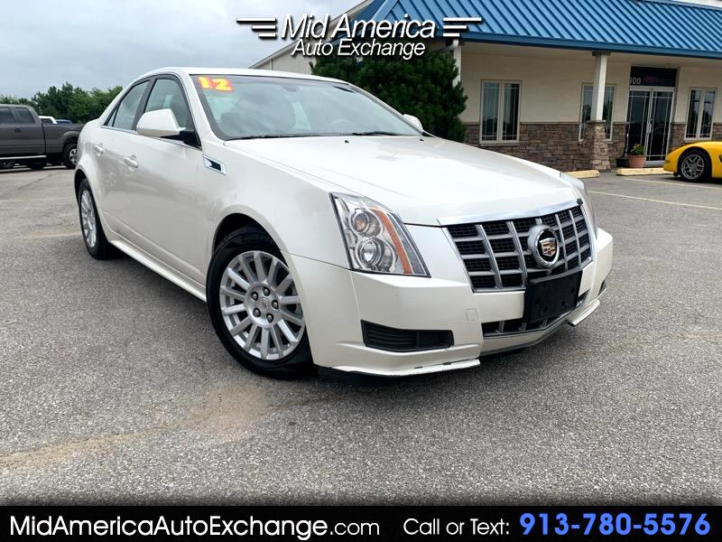 Cadillac CTS Luxury AWD 2012