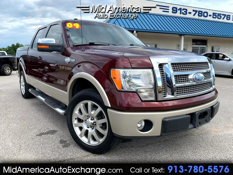 Ford F-150 King-Ranch SuperCrew 5.5-ft. 2WD 2009
