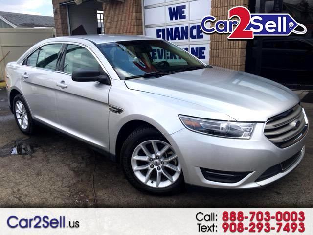 2015 Ford Taurus SE Deluxe