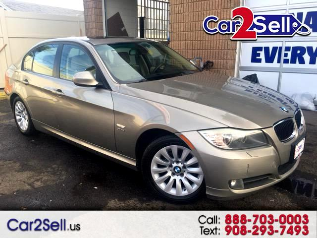 2009 BMW 3-Series 328xi