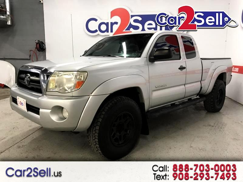 2008 Toyota Tacoma 2WD Access V6 AT PreRunner (Natl)