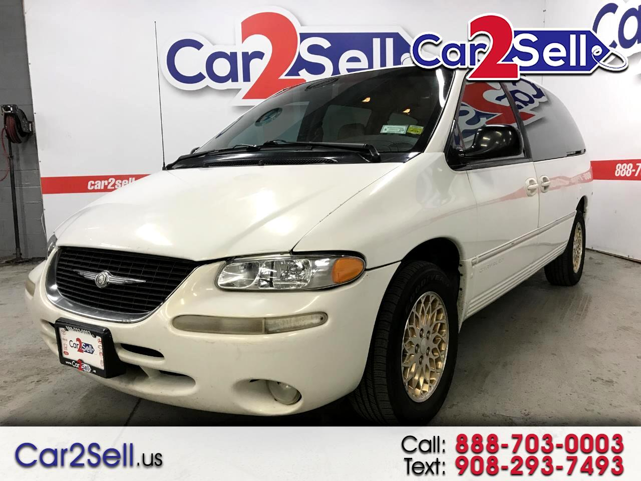 """1998 Chrysler Town & Country 4dr 119"""" WB LXi FWD"""