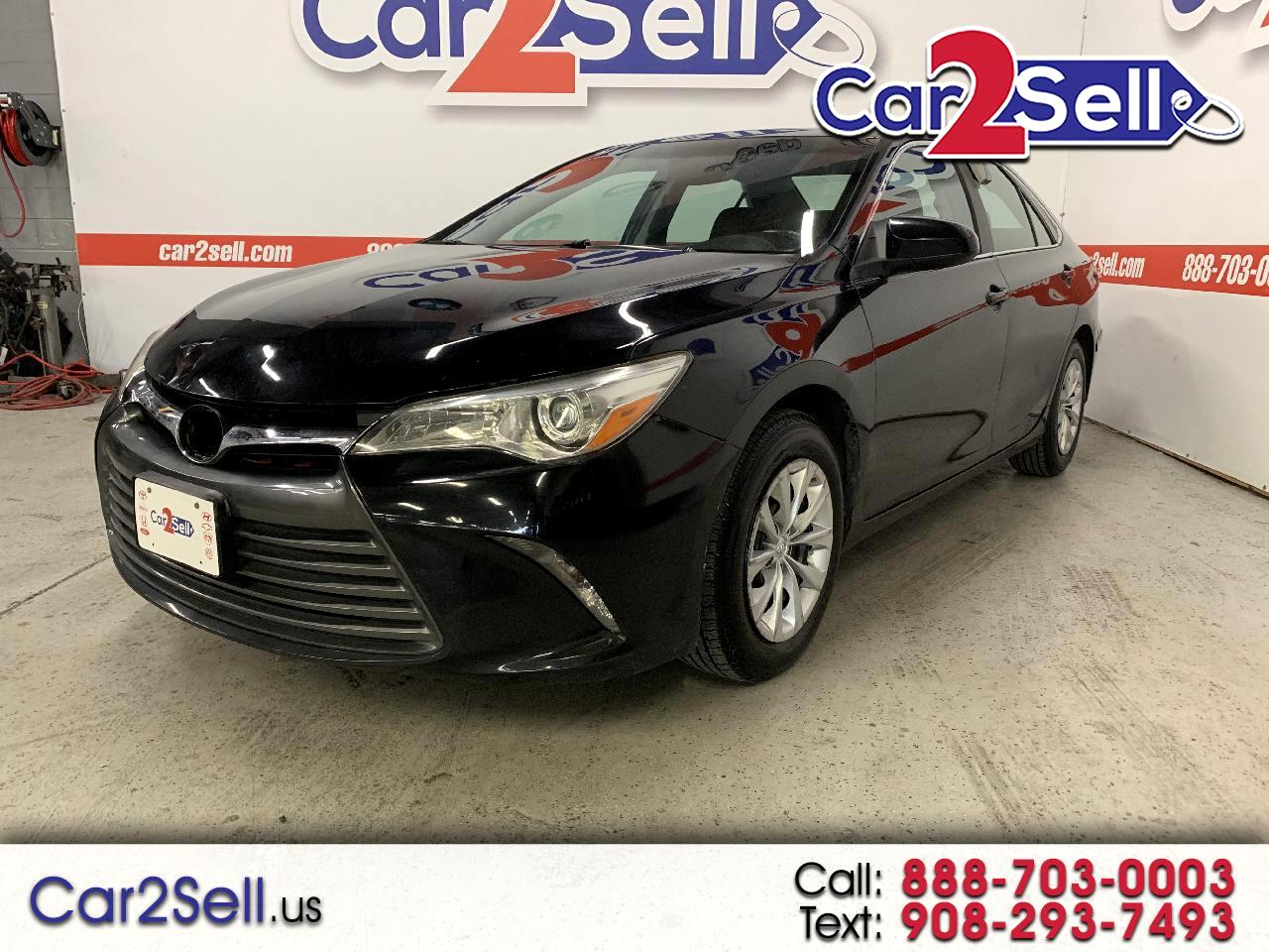 Toyota Camry Hybrid 4dr Sdn LE (Natl) *Ltd Avail* 2015