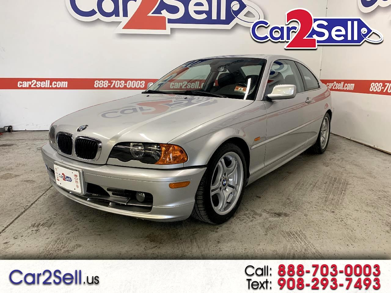 2003 BMW 3 Series 325Ci 2dr Cpe