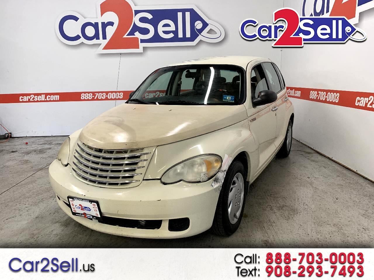2006 Chrysler PT Cruiser 4dr Wgn