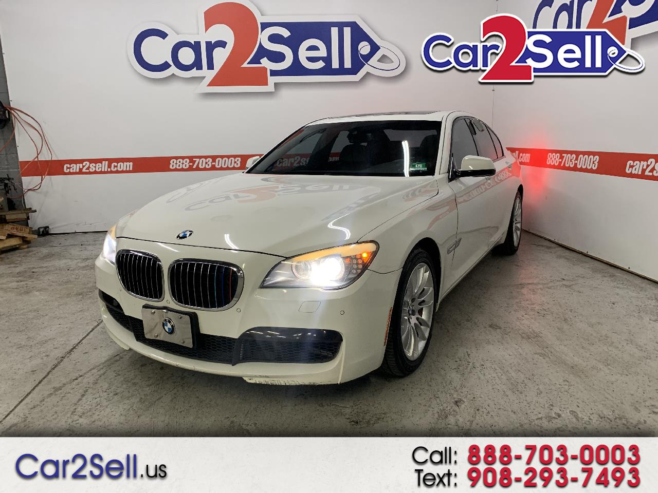 BMW 7 Series 4dr Sdn ALPINA B7 SWB xDrive AWD 2012
