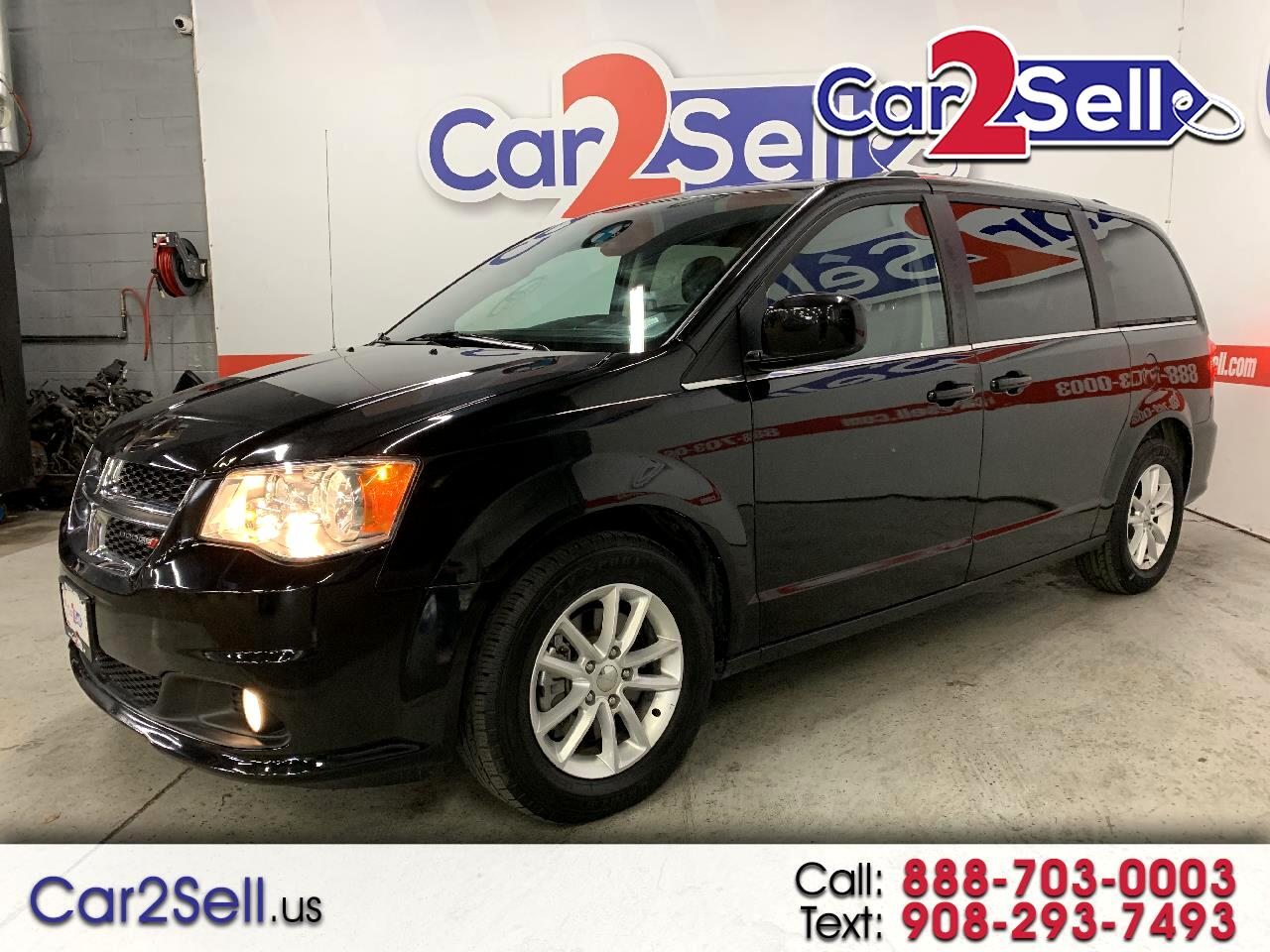 2018 Dodge Grand Caravan SXT Wagon