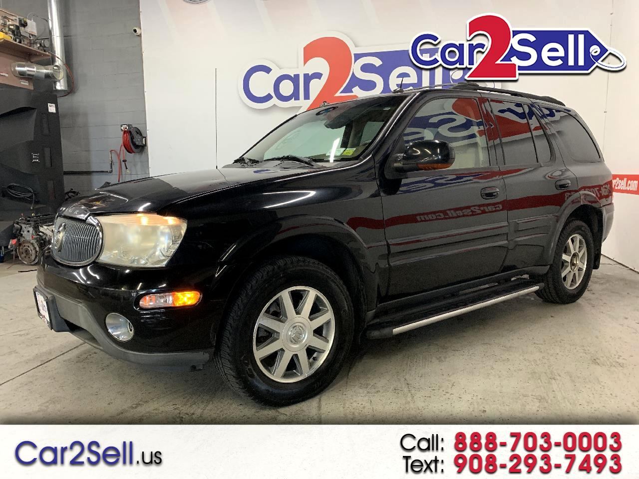 2004 Buick Rainier 4dr CXL Plus AWD