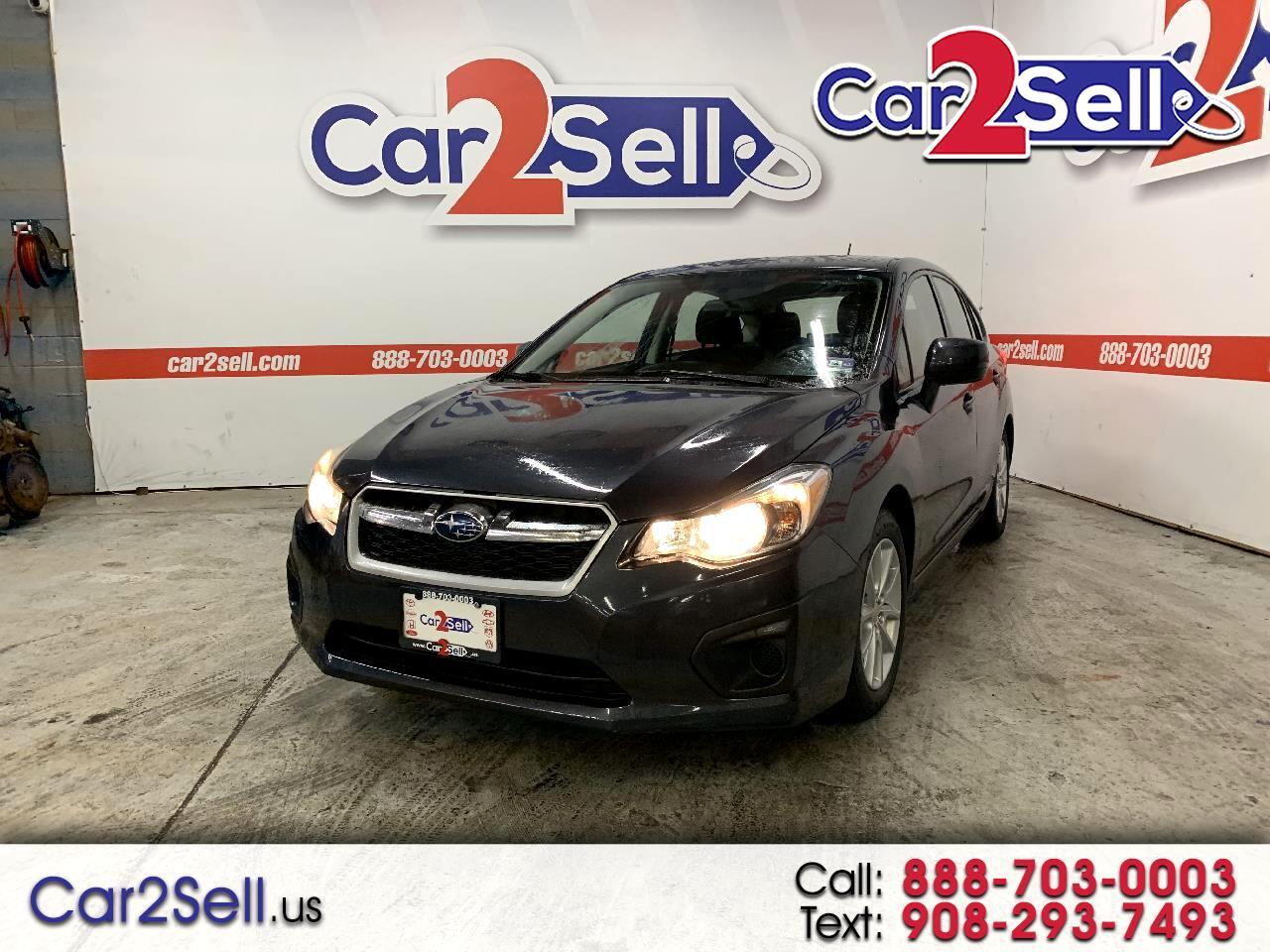 Subaru Impreza Wagon 5dr Auto 2.0i Premium 2012