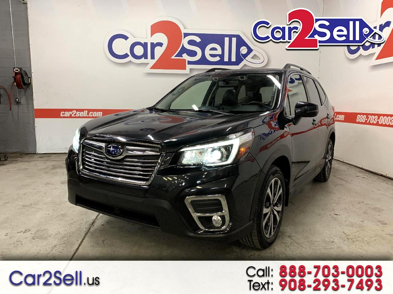 Subaru Forester 2.5i Limited 2019
